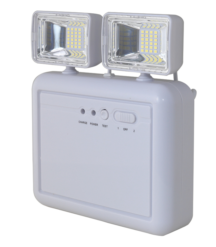 Đèn LED Chiếu sáng Khẩn cấp Rạng Đông Model: D KC04 6W Trắng