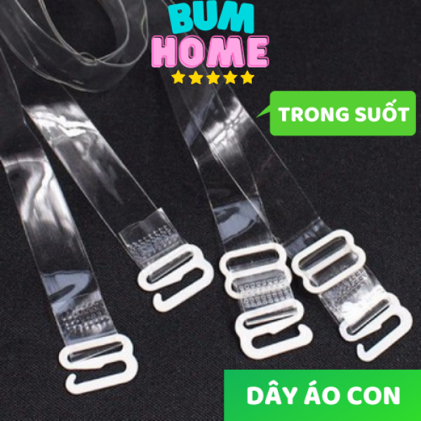 Dây áo lót ngực trong suốt silicon BumHome