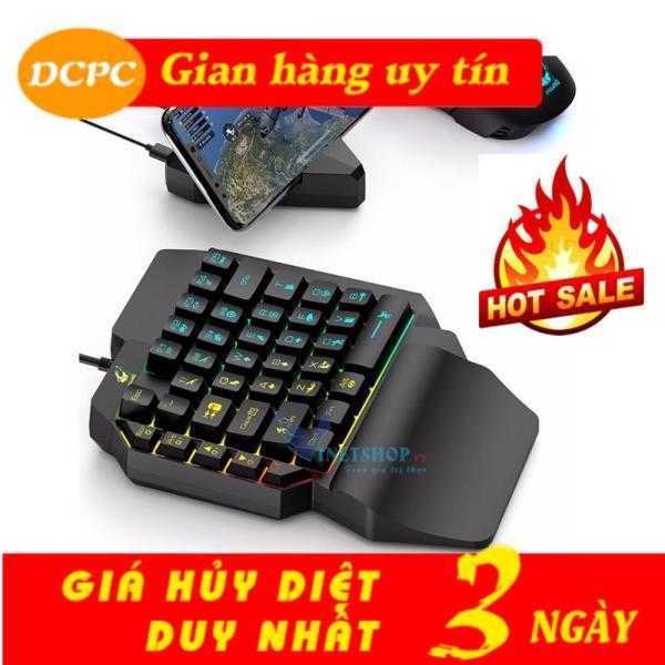 Bảng giá Bàn phím giả cơ FREE WOLF K15 chơi game Pubg Mobile, Rules of Survival, Free Fire trên điện thoại, máy tính bảng, Laptop và PC Phong Vũ