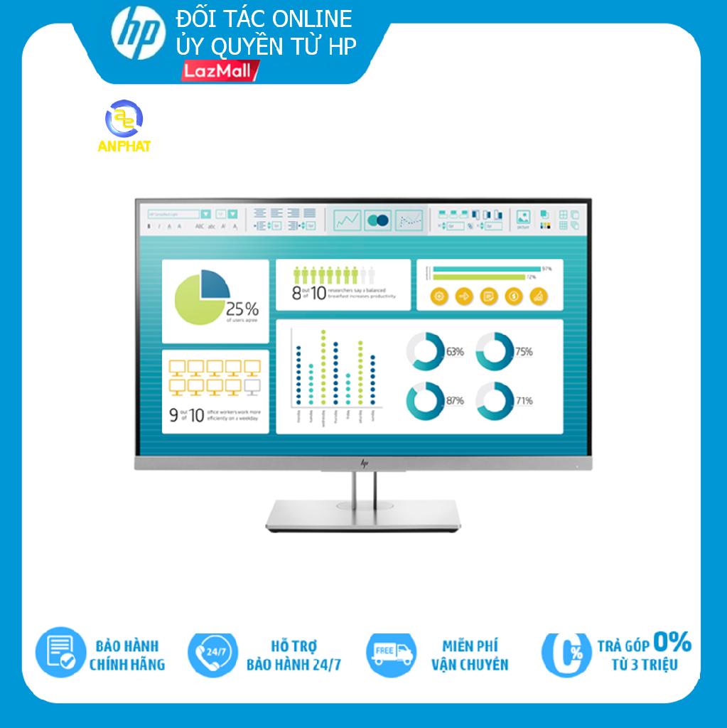 TRẢ GÓP 0% Màn hình HP EliteDisplay E223 1FH45AA 21.5-inch, thiết kế hiện đại, theo tư thế công thái học, giúp người dùng có thể thoải mái trong các tư thế sử dụng