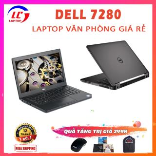 Laptop Chơi Game Pin Trâu, Laptop Giá Rẻ Dell Latitude 7280, i5-6300U, Card On Intel HD 520, Màn 12.5 inch HD, Laptop Dell thumbnail