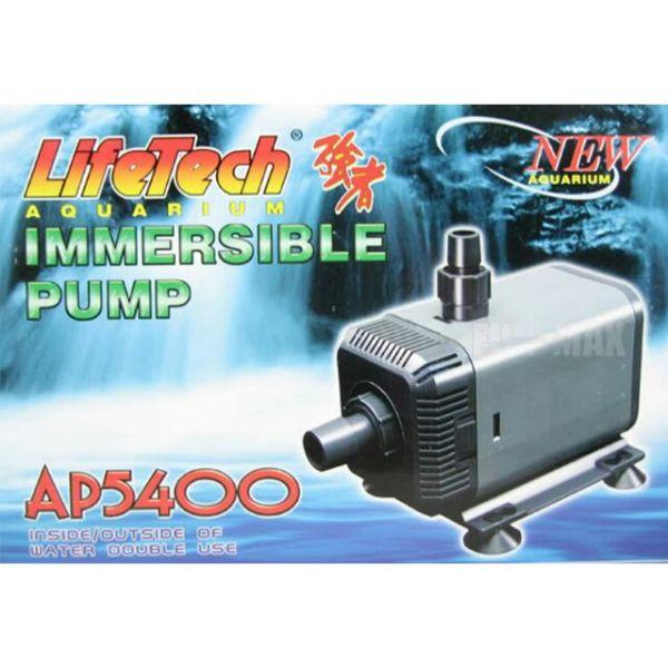 Máy bơm nước hồ cá LifeTech AP5400 150W - Máy Bơm Bể Cá Cao Cấp