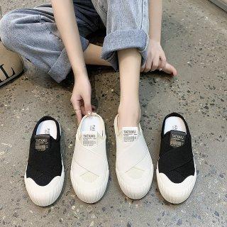 Giày sục nữ, giày sục thể thao nữ Hàn Quốc FASHION Cao Câp mẫu mới 2021 DOZIMAX thumbnail