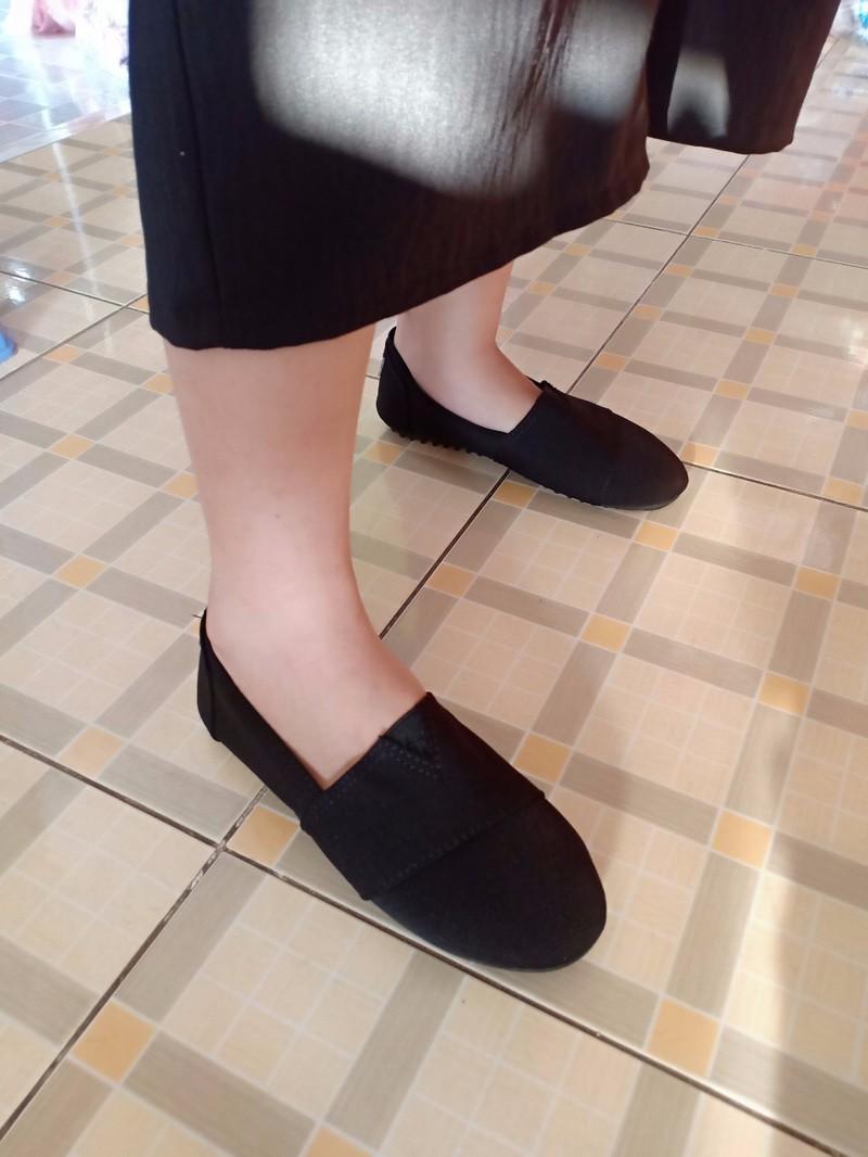 Offer Khuyến Mại Giày Lười Vải Nữ | Cực êm Chân