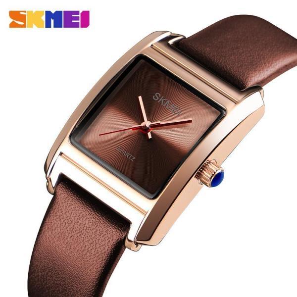 [ CAM KẾT ĐẸP] SKMEI Đồng hồ nữ casual Đơn giản Đồng hồ chống thấm nước 1432