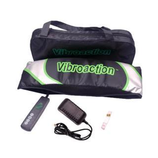 Máy massage VibroAction giảm mỡ bụng (Trắng xanh) thumbnail