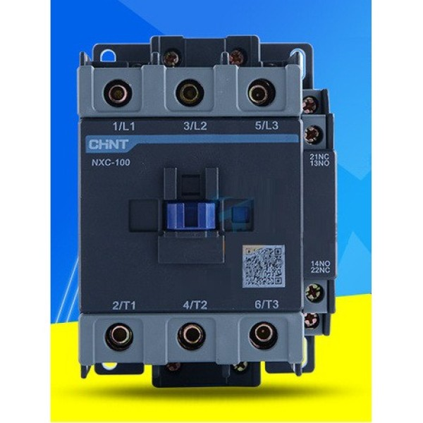 Contactor 3P 100A NXC-100