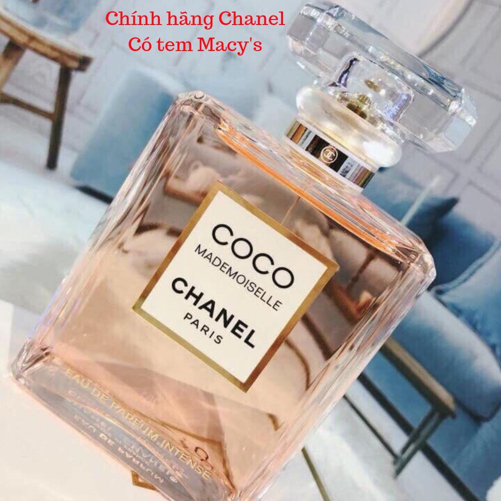 Nước Hoa Nữ Chanel Coco Mademoiselle 100ml Eau De Parfum