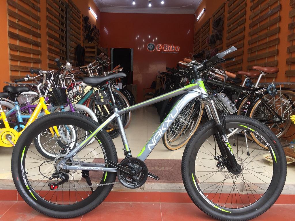 Mua Xe đạp thể thao Nakxus M917 Size26