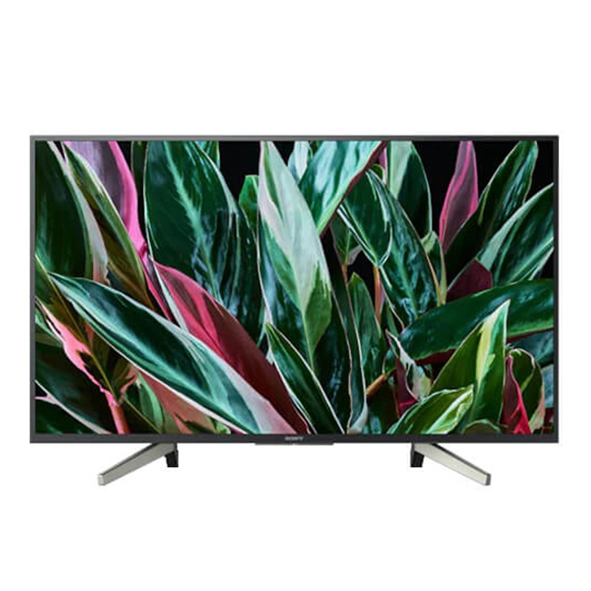 Bảng giá TIVI LED SONY KDL-49W800G - Hàng chính hãng - Âm thanh to, rõ với ClearAudio+, Hình ảnh sắc nét với độ phân giải Full HD