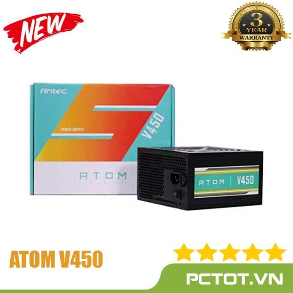 Bảng giá Nguồn máy tính Antec ATOM V450 450W - Bảo hành 36 Tháng Thủy linh Phong Vũ
