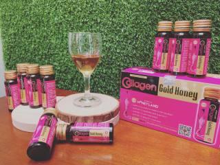 Collagen Gold Honey 2 hộp Honeyland nhập khẩu từ Đức thumbnail