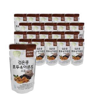 Sữa Óc Chó Hạnh Nhân Đậu Đen Areum Deul Hàn Quốc 190ml thumbnail