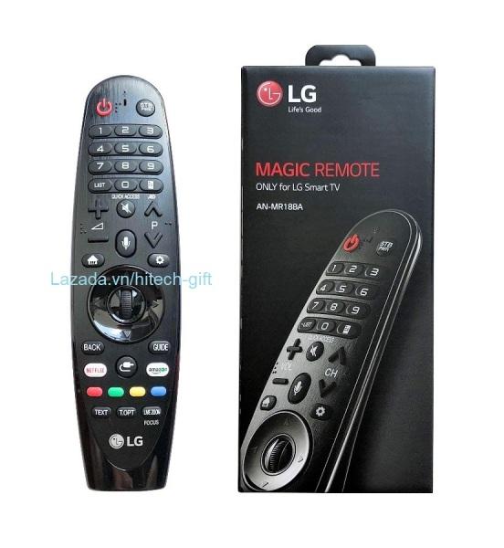 Bảng giá Magic Remote Điều Khiển Smart TV, Tivi Thông Minh LG AN-MR18BA Chuột Bay, Nhận Giọng Nói