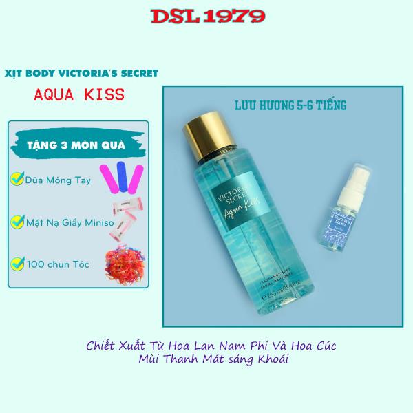 Xịt thơm body mist Victoria Secret hương nước hoa toàn thân hương nước hoa 30ML (Bill Mỹ) giá rẻ
