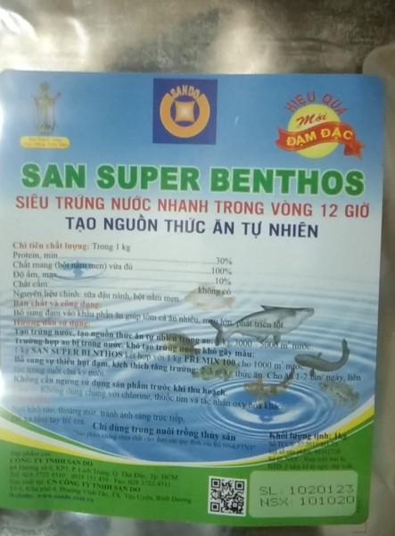 [Giá Rẻ] Siêu Trứng Nước (Bo Bo) - San Super Benthos 1 kg