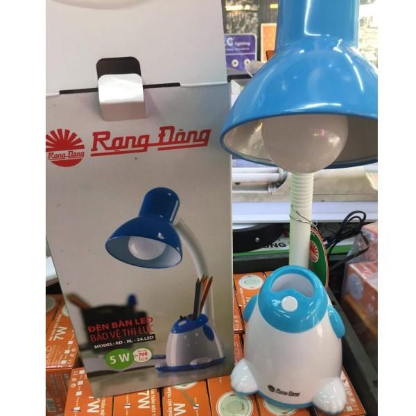 [CHÍNH HÃNG] Đèn bàn bảo vệ mắt Rạng Đông kèm bóng LED cao cấp 5W RL-25