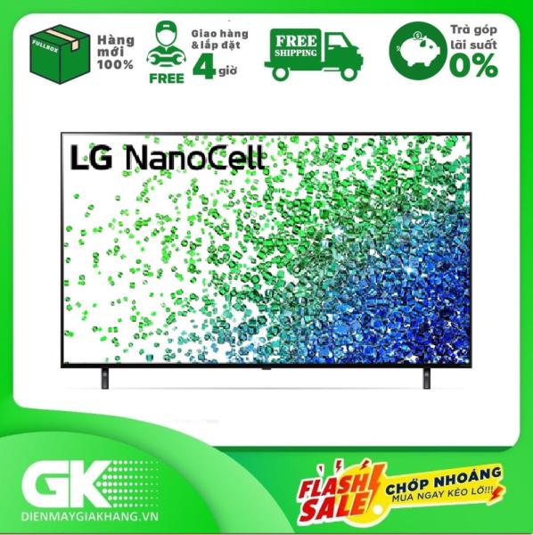 Bảng giá Smart Nanocell Tivi LG 4K 55 Inch 55NANO80TPA