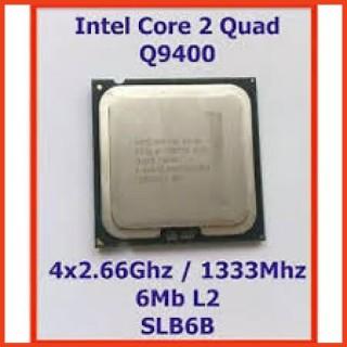 CPU Q9400 dành cho G41, q9400 chip Q9400 quad core sk 775 thumbnail