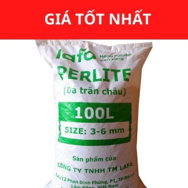 Đá Perlite LAFA đá trân châu giá thể trồng cây bao lớn