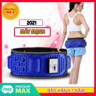 [MÁY MẠNH] Đai Massage bụng, Máy massage bụng mẫu X580 2021 chất lượng cao thumbnail