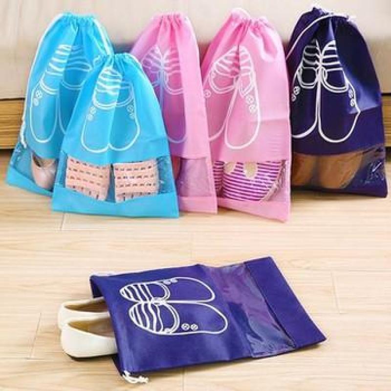 Túi Đựng Giày Dép Chống Bụi Bẩn - Túi Đựng Giày Dép Đi Du Lịch