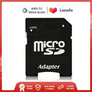 Adapter thẻ nhớ chuyển đổi thẻ nhớ Micro SD (TF) sang SD Dùng cho Laptop, CAMERA Đầu lọc thẻ nhớ Adapter chuyển đổi thumbnail