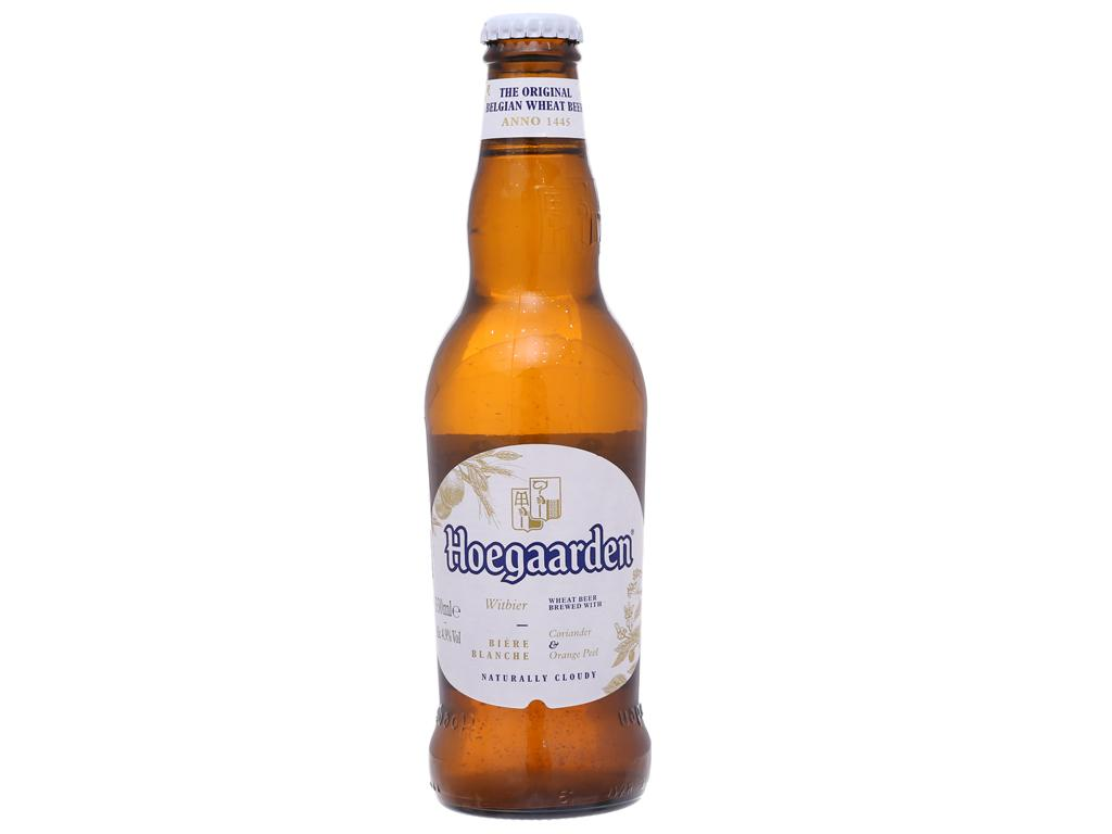 Offer Giảm Giá Combo 6 Bia Hoegaarden White X 330ml