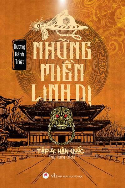 Sách Những Miền Linh Dị (Tập 4: Hàn Quốc) - Newshop