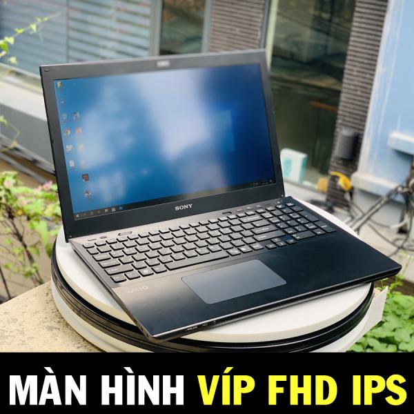 Bảng giá Laptop Sony Vaio SVS15 Core i5 3210M, Màn VÍP 15.6 FHD IPS, NẶNG 1.9KG Phong Vũ