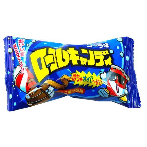 Kẹo cuộn Yaokin vị Cola