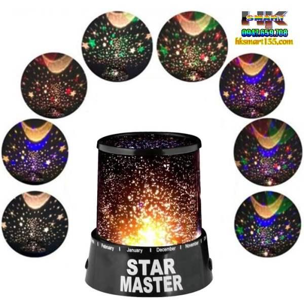Đèn chiếu sao star master tình yêu lãng mạn tạo không gian lung linh