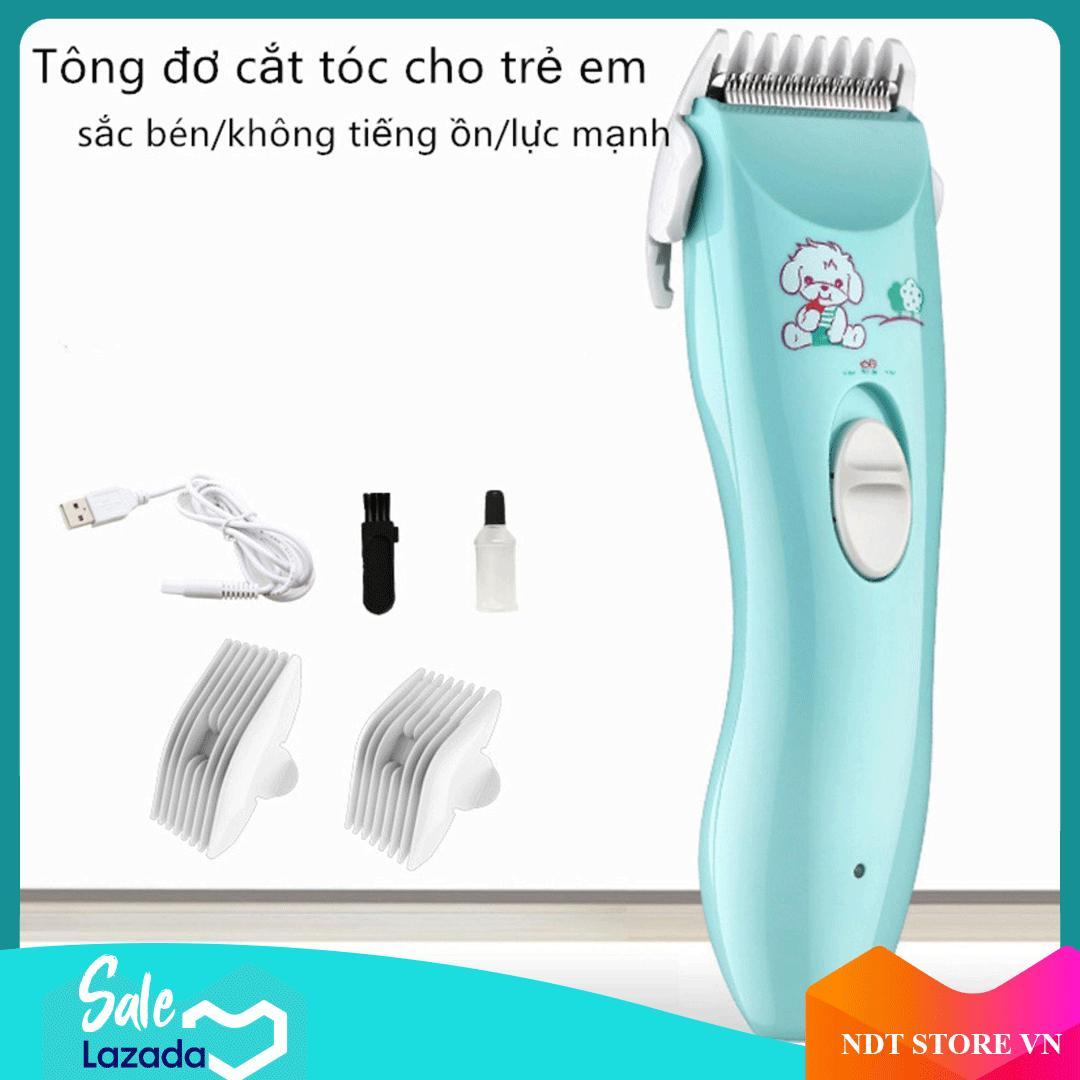 [MIỄN SHIP] Tông đơ cắt tóc trẻ em, trẻ nhỏ dùng cả cho gia đình sạc điện êm mượt, máy hớt cắt tóc đa năng an toàn cho em bé sạc pin giá rẻ