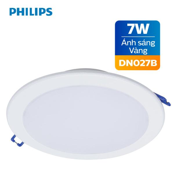 Đèn LED Downlight Âm Trần PHILIPS DN027B G2 dạng tròn - Dải công suất rộng - chất lượng sáng đồng đều