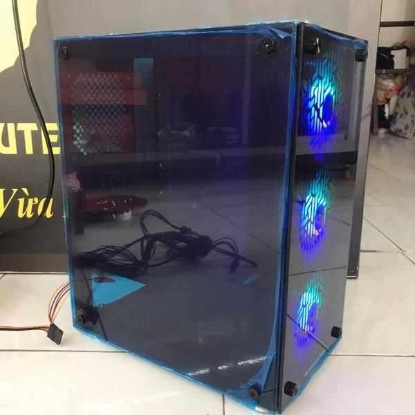 Bảng giá CASE XIGMATEK NYX 3F (EN43057) - KÈM 3 FAN XIGMATEK X20F Phong Vũ