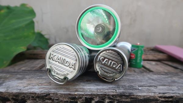 Đèn Pin Xưa ( loại 3 pin )
