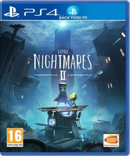 Đĩa Game Little Nightmares 2 PS4 thumbnail