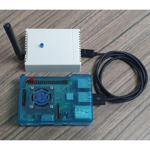 USB Zigbee CC2530 + PA CC2591 Flash Coordinator Zigbee2mqtt