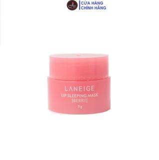 Mặt Nạ Ngủ Môi Laneige Lip Sleeping Mask Berry 3g thumbnail