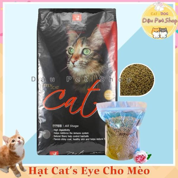 Cats eye Hàn Quốc thức ăn hạt cho mèo túi chiết, cam kết hàng đúng mô tả, chất lượng đảm bảo, an toàn cho thú cưng sử dụng