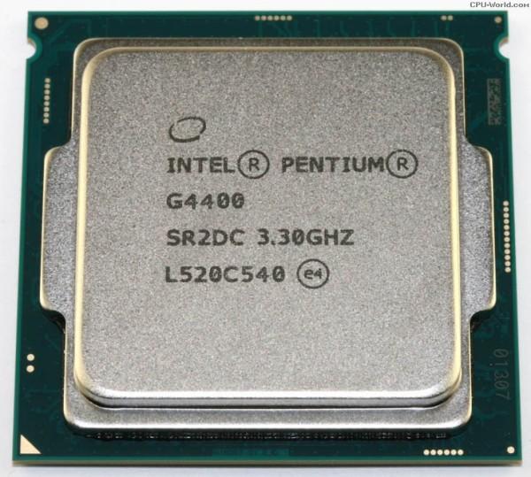 Bảng giá CPU/chip/Intel Pentium G4400 3.3Ghz/ 3Mb HD Graphics 510 / Socket 1151 Skylake 2nd Phong Vũ