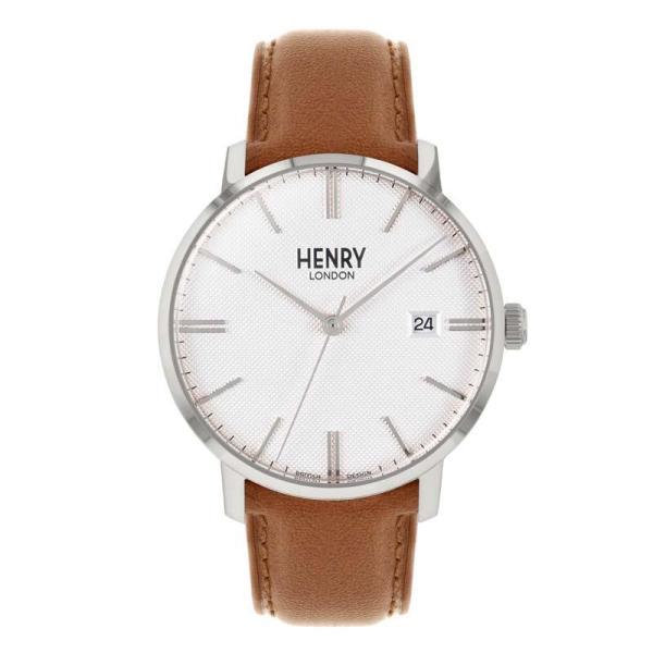 Đồng hồ nam Henry London HL40-S-0349 REGENCY