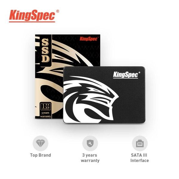 Bảng giá Ổ cứng SSD 90GB Kingspec Vỏ nhôm - Bảo hành 36 tháng Phong Vũ