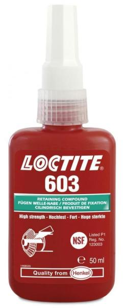 [Keo Chống Xoay- cố định kim loại]   Loctite retaning compound  603 - 50ml