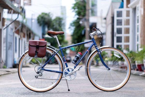 Mua xe đạp CALIFORNIA CITY 200 phong cách tân thời bộ số dễ sử dụng