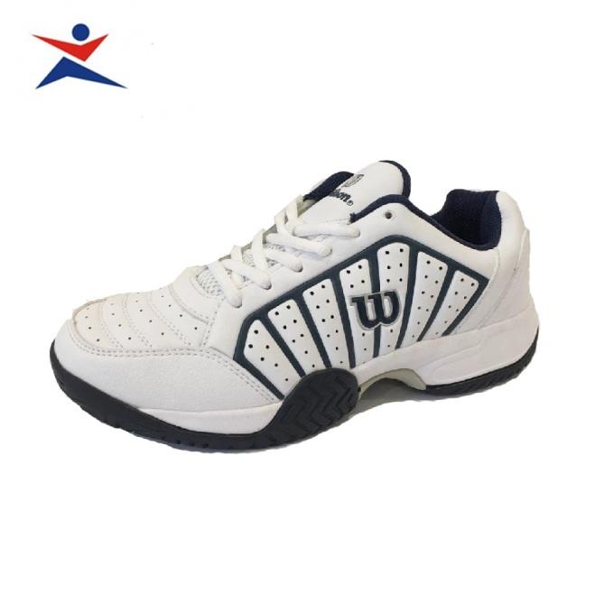 Giày tennis nam Wilson mẫu mới, chống trơn trượt, giảm chấn hiệu quả, hàng có sẵn, đủ size - Giày tennis nam - Giày thể thao nam -sportmaster giá rẻ