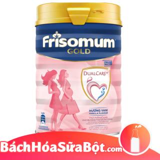 Sữa bột Frisomum Gold hương Vani 900g thumbnail