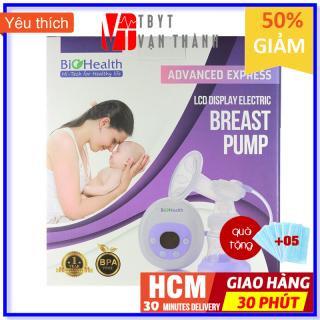 Máy Hút Sữa Điện Đơn BioHealth AE Basic (Chính hãng 100% - BH 1 Năm) - VT0069 thumbnail