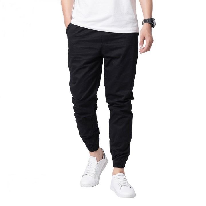 Quần jogger nam vải kaki cao cấp thời trang Augusto phong cách hàn quốc trẻ trung, lịch lãm, dễ phối trang phục