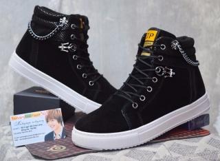 Giày bốt nam Korea thumbnail